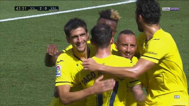 Villarreal : Le but exceptionnel en une touche de balle !