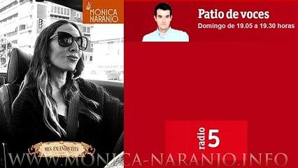 Mónica Naranjo - Entrevista Patio de Voces de Radio 5 - 28.06.2020