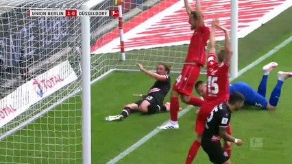 Union Berlin - Fortuna Düsseldorf (3-0) - Maç Özeti - Bundesliga 2019/20