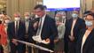 Municipales à Cherbourg : Benoit Arrivé proclame les résultats