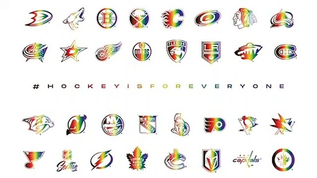 NHL celebrates Pride Day with messages of support for LGBTQ+ community