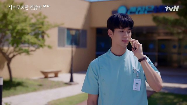 It's Okay to Be Not Okay Ep. 3 part 2 ENGSUB