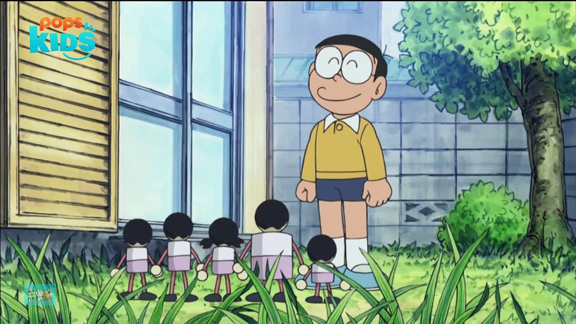 Doraemon Phần 6 - Tập 43 : Không Ai Cần Robot Nobi Giúp Việc & Danh Sách  Gặp Gỡ Của Nobita [Full Programs] - Video Dailymotion