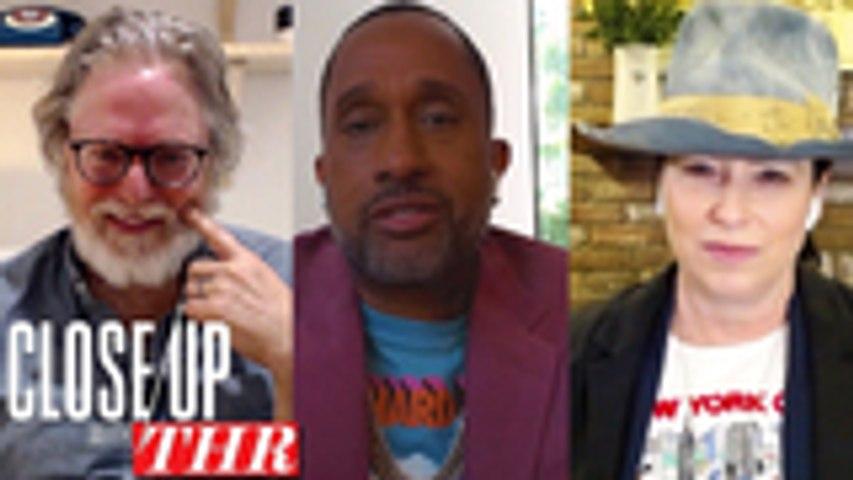 TV Comedy Showrunners Roundtable With  Kenya Barris, Amy Sherman-Palladino, Rob McElhenney, Liz Feldman, Tony McNamara and Greg Daniels