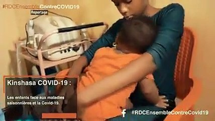 Les enfants peuvent être infectés par le virus #Covid19, sans tomber sévèrement malade, et le transmettre aux adultes