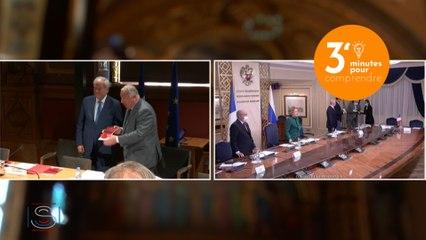 [3 minutes pour comprendre]   France-Russie : pour un agenda de confiance