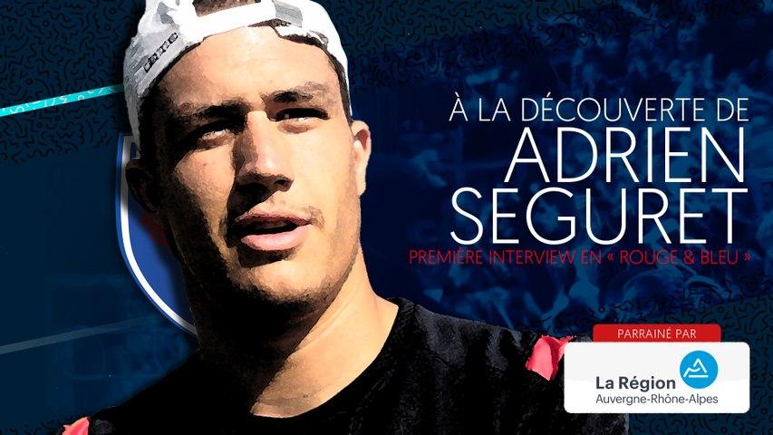 Rugby : Video - Adrien Séguret : « S?investir au maximum. Surtout sur le terrain »