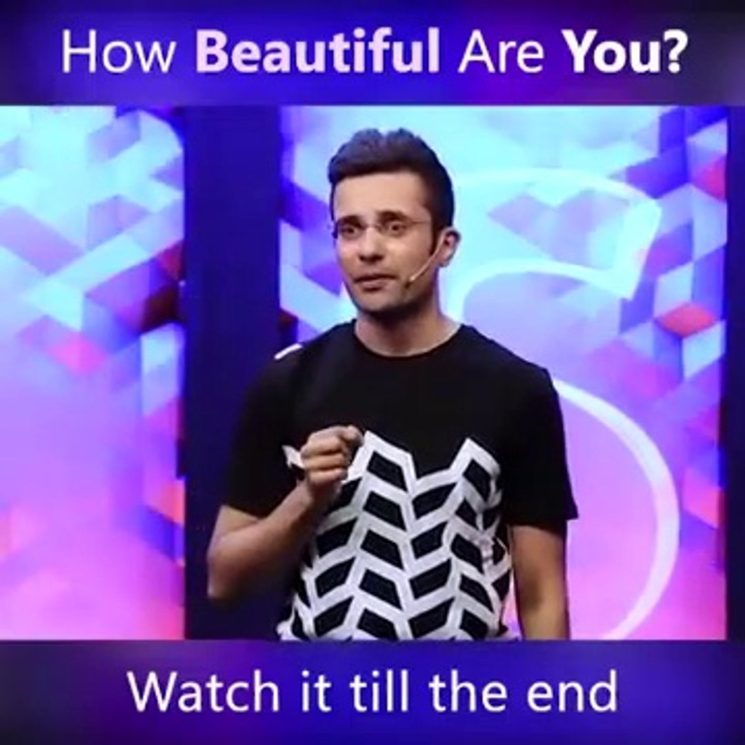 motivational video How_Beautiful_Are_You..._||_By_Sandeep_Maheshwari