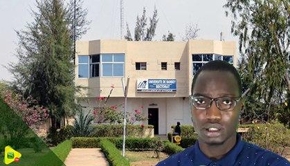 Université de Bambey : Les étudiants exigent la réhabilitation du campus