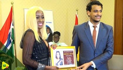 Queen Bizz parmi les 50 personnalités les plus influentes de l'Afrique de l'ouest