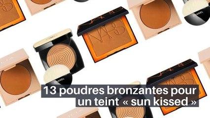 13 poudres bronzantes pour un teint « sun kissed »