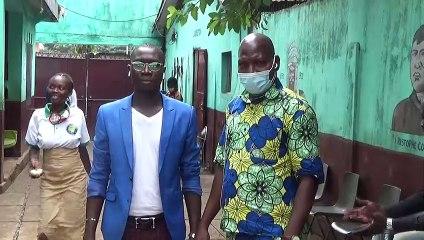 Réouverture des classes : pour manque de kits sanitaires, plusieurs écoles sont restées fermées à Conakry