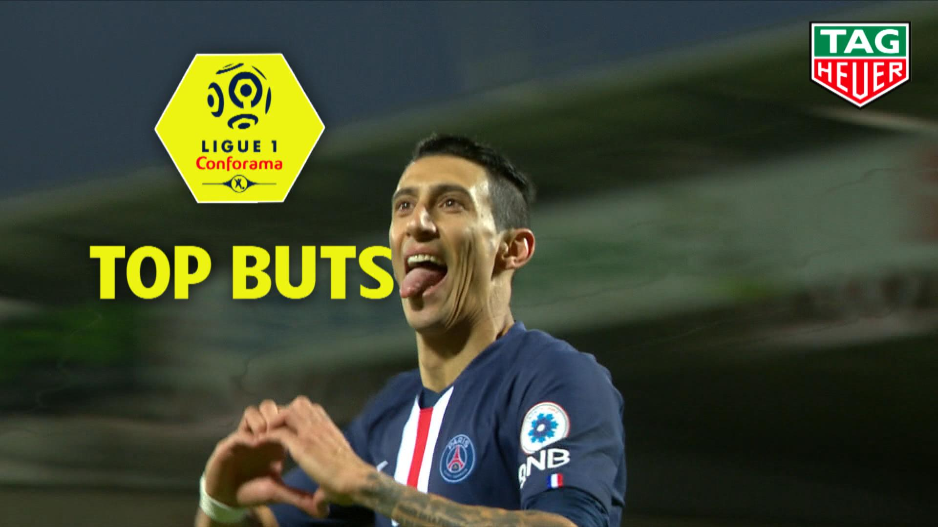 Top 10 toucher de balle   saison 2019-20   Ligue 1 Conforama