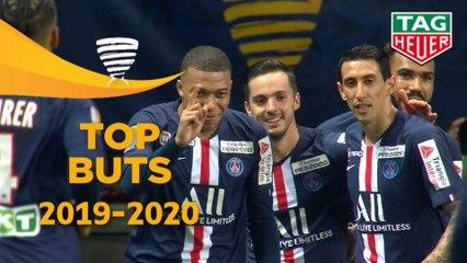 Top buts Coupe de la Ligue BKT - Saison 2019/20