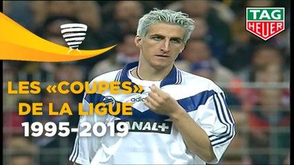 Top coupes de cheveux | Finales Coupe de la Ligue 1995-2020 | Archives