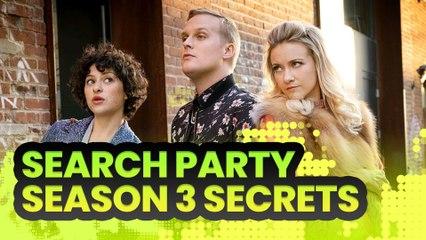 SEARCH PARTY Season 3: Co-Creators REVEAL SECRETS