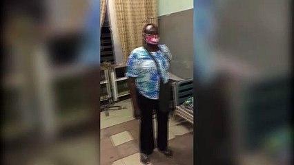 Bref aperçu d'une salle d'hospitalisation du CHU Campus à Lomé