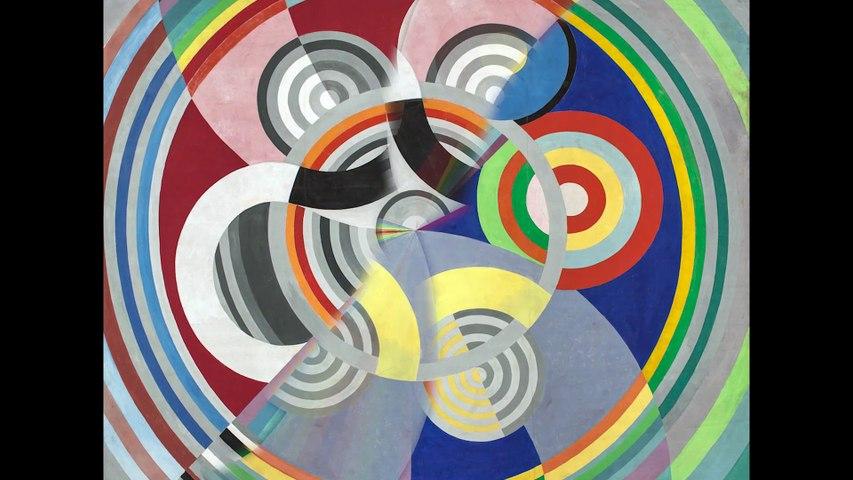Comme au musée avec Robert Delaunay | Musée d'Art Moderne de Paris