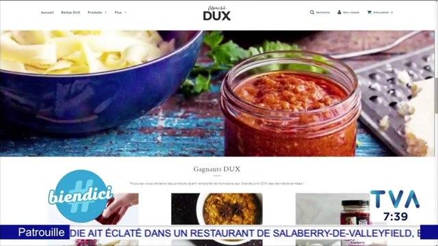 Marché DUX - Salut Bonjour