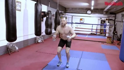 First Dates' Fred Sirieix's Total-Body Minimal-Kit Workout