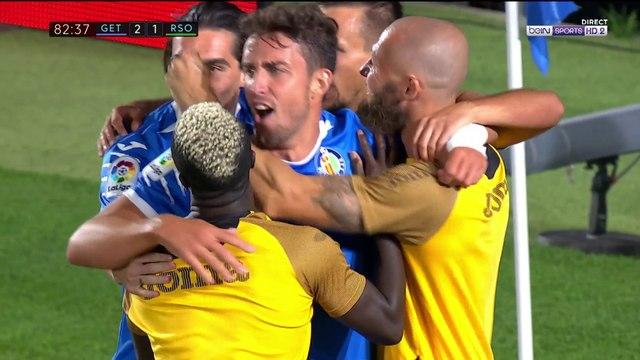 Liga : La dégringolade continue pour la Sociedad !
