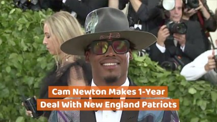 Cam Newton Goes To New England Patriots
