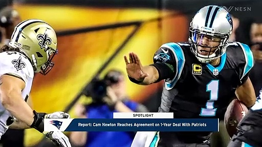 NFL Insider Michael Lombardi Gives His Take On Patriots' Signing Of Cam Newton