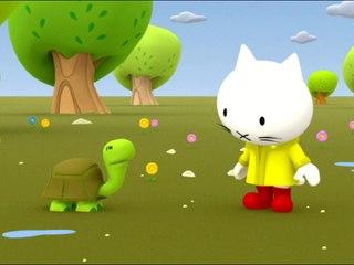 Musti - Who loves the rain? - Episode 1 - Cartoon for kids
