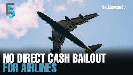 EVENING 5: Mavcom: No airline bailout without framework