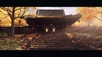 Ghost of Tsushima - Trailer La tempête approche