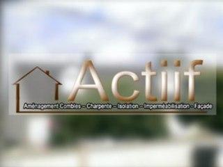 Actiif à Ballainvilliers : démoussage, traitement de toitures, isolation extérieure.