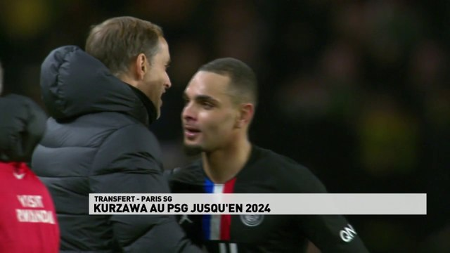 Layvin Kurzawa prolonge au PSG jusqu'en 2024