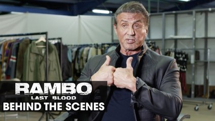 Rambo 5 Last Blood - extended behind the scenes - Sylvester Stallone Movie