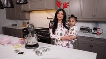 Kylie Jenner   Christmas Cookies With Stormi Jenner