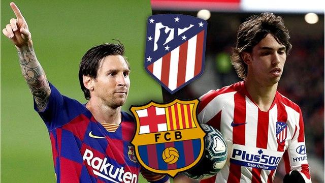 FC Barcelone - Atlético de Madrid : les compos probables