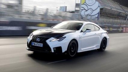Supertest Lexus RC-F Track Edition (2020)