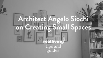 How to Set Up Your Small Space, According to an Architect