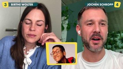 Birthe Wolter und Jochen Schropp im ultimativen Serien-Quiz | WISSTIHRNOCH?