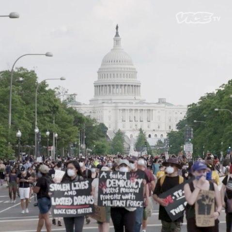 Que signifie concrètement démanteler la police ? |VICE NEWS TONIGHT