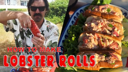 DONNIE DOES LOBSTER ROLLS