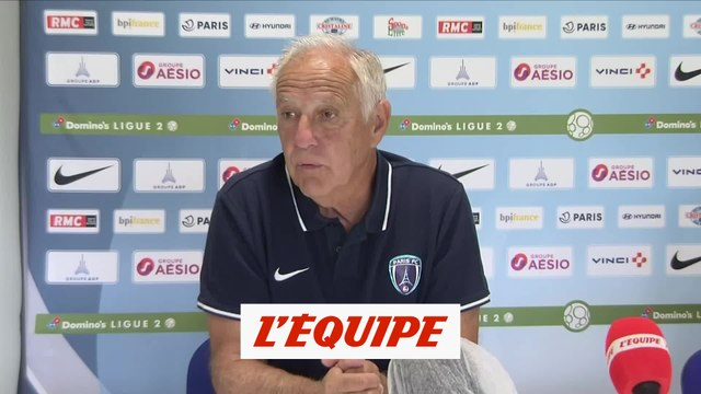 Girard ne veut pas «repartir trop vite» - Foot - L2 - PFC