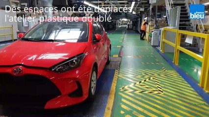 Toyota à l'arrêt jusqu'à vendredi pour préparer la plateforme qui va produire la Yaris 4 et la Yaris Cross