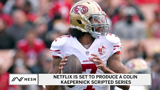 Netflix is Set to Produce a Scripted Series about Colin Kaepernick