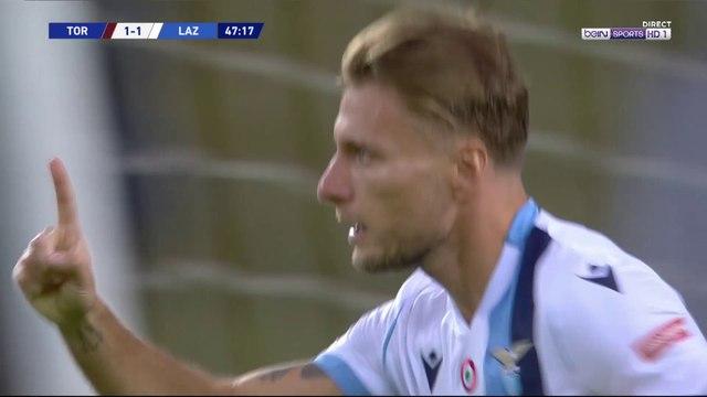 Serie A : La Lazio n'abdique pas !