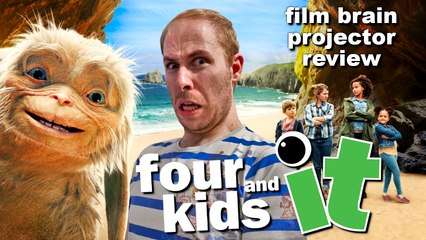 Projector: Four Kids and It (REVIEW)