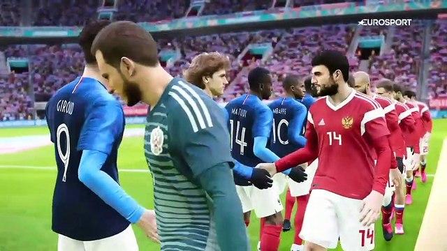 On a simulé l'Euro 2020 : un huitième de finale abordable pour les Bleus