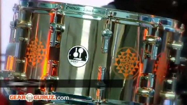 Snare Drum Comparison 2: 14'' Metal Snare Drums