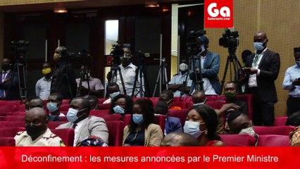 Déconfinement au Gabon : Un  mois d'éssai