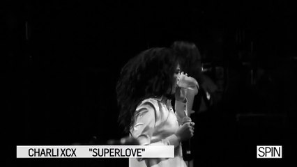"Charli XCX - ""Superlove"" (Live at SPIN 's Year In Music, 2013)"