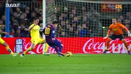 Messi 700 Kariyer Golüne Ulaştı
